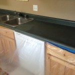 Kitchen & Wet Bar Countertop Makeover