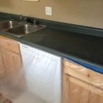 Kitchen & Wet Bar Countertop Makeover