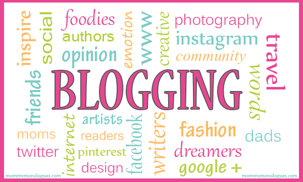 Blogging copy