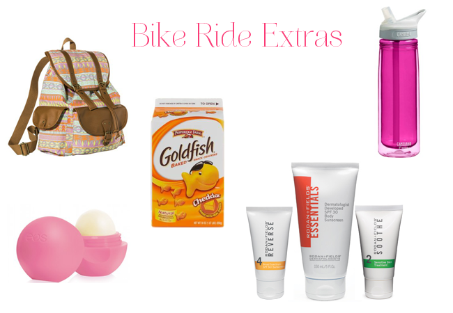 Bike Ride Essentials