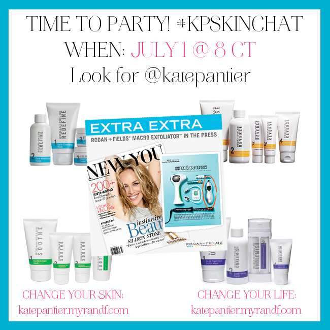 Rodan & Fields Twitter Party
